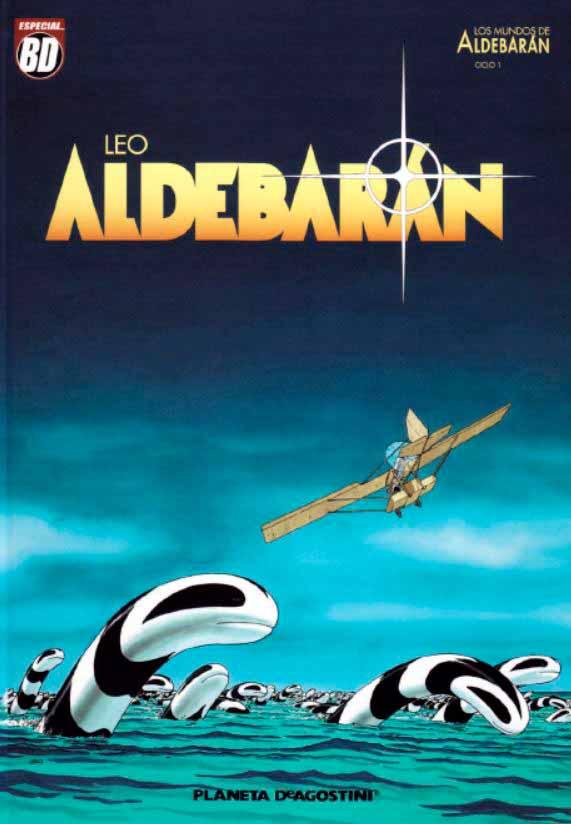 Los mundos de Aldebarán, de Leo