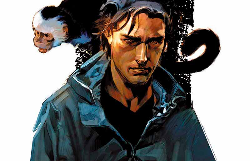 Cómic Y: the last man