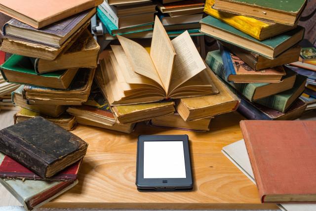 Libros vendidos en Amazon y Google Play