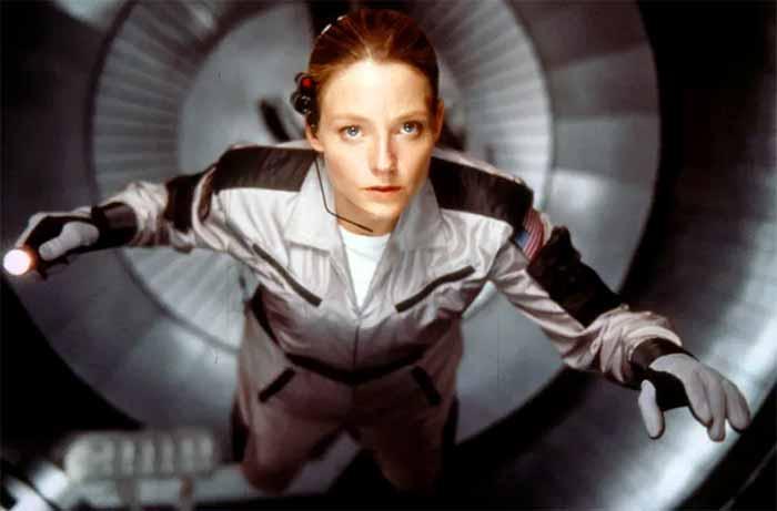 Película Contact, de Robert Zemeckis, 1997