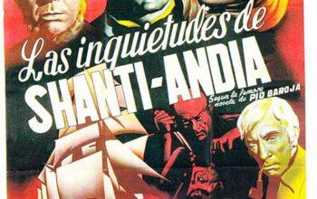 «Las inquietudes de Shanti Andía», de Pío Baroja (reseña)