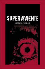 Portada novela eBook Superviviente