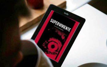 Te regalo mi novela «Superviviente» para que la leas esta cuarentena